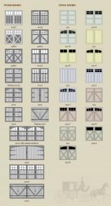 Carriage House Doors