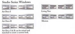 Studio Series Windows