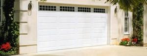 White Amarr Garage Doors byCal's Garage