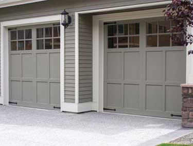 Heavy duty all-aluminum construction carriage house style garage doors. : infinity doors - pezcame.com