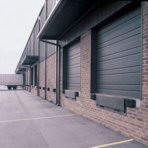 Commercial Amarr Garage Door in San Jose, CA